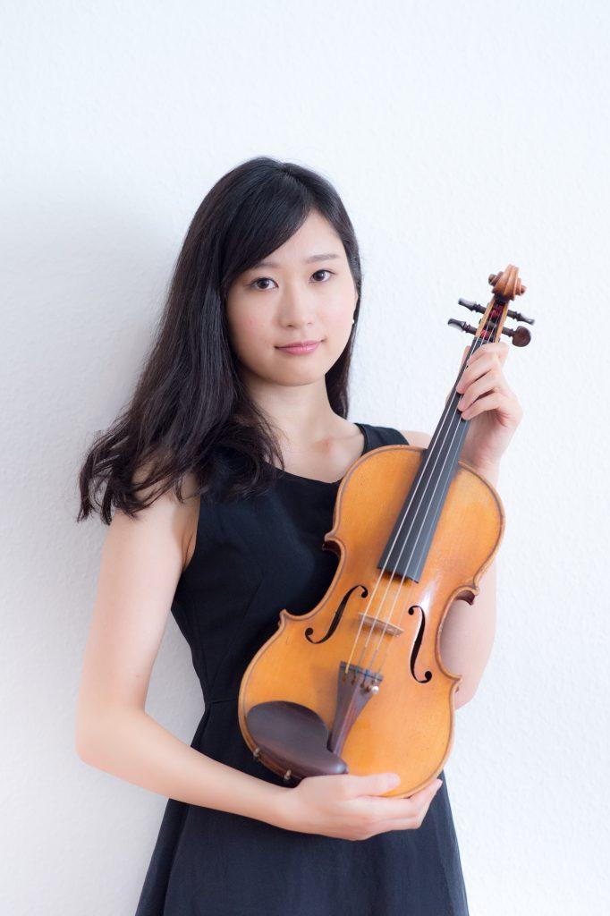 Haruka Sugitani (violin)
